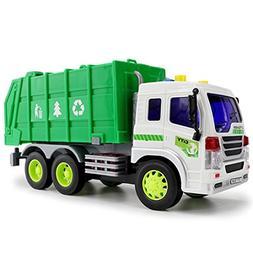 Baby Kids Truck Toy ,Showking Purifier Recycle Trash Car Tru