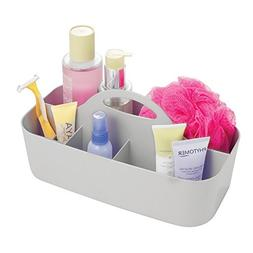 mDesign Plastic Portable Nursery Storage Organizer Caddy Tot