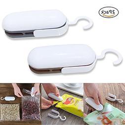 Bag Heat Sealer, Sukey Plastic Bag Sealer Mini Heat Sealer M