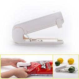 Portable Mini Bag Heat Sealer - Heat Press Machine for Seali