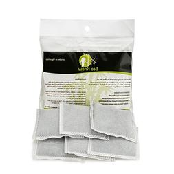 Natural Bamboo Charcoal Diaper Pail Deodorizers - Package of