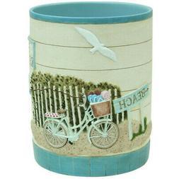 Bacova Guild Beach Cruiser Waste Basket