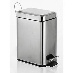 DDSS Bedroom/Living Room/Toilet / Stainless Steel Trash Can,