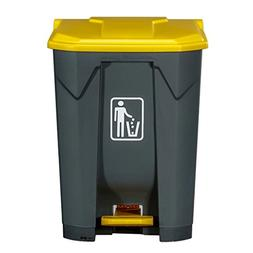ZJⓇ trash can Big foot large trash can, shopping mall/outd