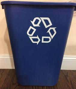 bin trash can garbage recycling waste recycle