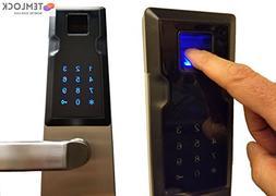 TEMLOCK Biometric Door Lock Deadbolt Combination   Keyless E