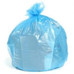 30 Gallon Blue Recycling Bags 200/case