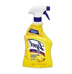 Lysol All-Purpose Cleaner Trigger, Lemon Breeze Scent, 32 Fl
