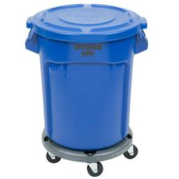 Rubbermaid Commercial Products 1779731 BRUTE Heavy-Duty Roun