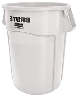Rubbermaid Commercial Products BRUTE 55-Gal Round Containers