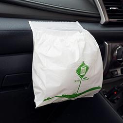 Car Trash Bag BYBYCD 60Pcs Disposable Garbage Bag Auto Trash