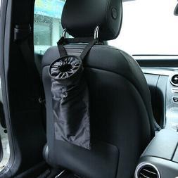Car Trash Bag Garbage Can Leakproof Hanging Trash Litter Bag