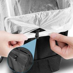 Car Trash Bag Garbage Storage Can Waterproof Leakproof Oxfor