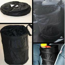 Car Trash Can Waste Garbage Bin Multifunction Collapsible Po