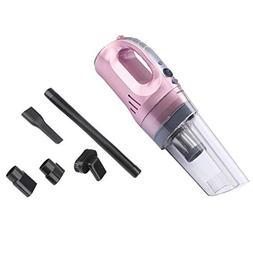 LQUIDE 120W Car Vacuum Cleaner 5 Meter Cable Light 12V Dry W