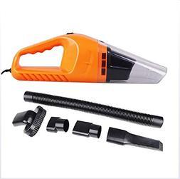 Car Vacuum Cleaner 120W Portable Handheld Vacuum Cleaner Wet