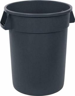 Carlisle 34103223 Bronco Round Waste Container Only, 32 Gall