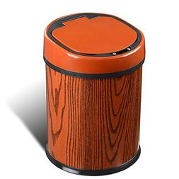Charging Intelligent Sensor Trash Can Free Pedal Flip Stainl