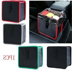 Comfortable Car Garbage Can Portable Drive Bin Premium Hangi
