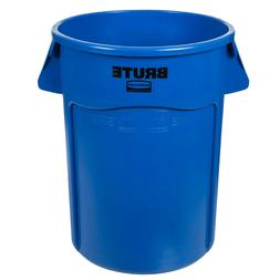Rubbermaid Commercial Products Brute Garbage 10- 55 Gal Bin