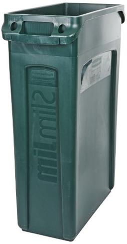 Rubbermaid® Commercial Slim Jim® Plastic