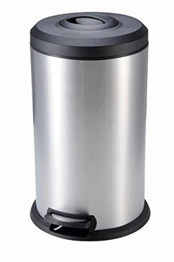 The Step N Sort 959586 Compacting Trash Can, 40 Litre