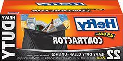 Hefty Contractor Heavy Duty Trash/Garbage Bags