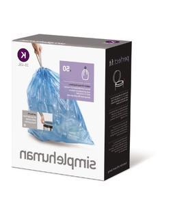 simplehuman Custom Fit Trash Can Recycling Liner K, 35-45 L