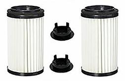Green Label 2 Pack Type DCF-1 / DCF-2 HEPA Filter for Kenmor