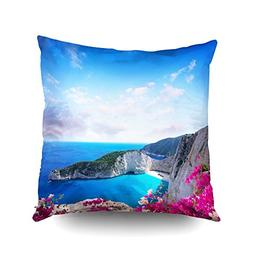 ROOLAYS Decorative Throw Square Pillow Case Cover 18X18Inch,