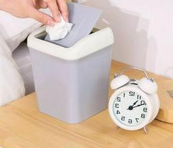Desktop Rolling Covers Types Garbage Cans Eco-Friendly Stock
