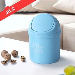 Desktop trash can mini mini trash cans household living room