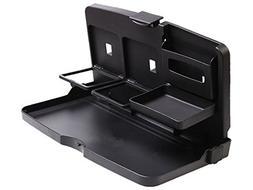 LDW Travel Dining Tray Car Back Seat Organizer Folding Table
