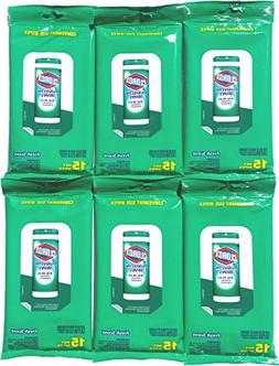Disinfecting Wipes, Clorox Travel Size, Fresh & Citrus Blend