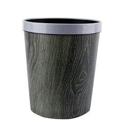Durable Garbage Can, Waste Basket for Bathroom, Bedroom, Off