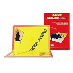 VIP Home Essentials Economy Mouse Glue Trap, 5 Pack Extra La