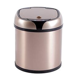 HAIT Electric Induction Trash Can Stainless Steel Charging I