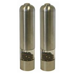 Electric Stainless Steel Pepper Mill/ Grinder  , Impress You