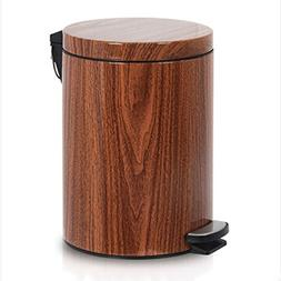 Hw Ⓡ Trash Cans Trash Cans European stainless steel trash