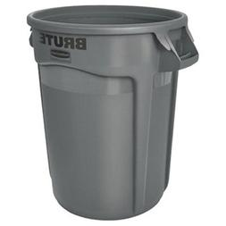 Rubbermaid Commercial Products FG262000GRAY-V Brute Containe