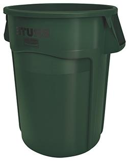 Rubbermaid Commercial Products FG265500DGRN BRUTE Heavy-Duty