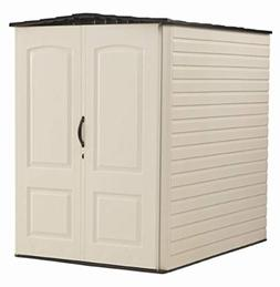 Rubbermaid FG5L3000SDONX Large Storage Shed