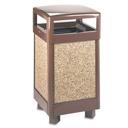 Rubbermaid R36HT 29 gallon Hinged Top Litter Receptacle