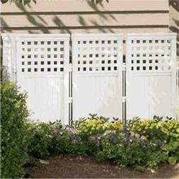 fs4423d screen enclosure white maile pack of