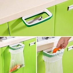 Garbage Bags,WELCOMEUNI Hanging Kitchen Cupboard Cabinet Tai