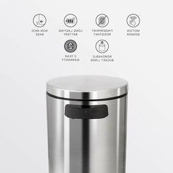 GARBAGE BIN TRASH CAN AUTOMATIC TOUCHLESS INFRARED MOTION SE