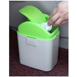 Garbage can with lid plastic hangable dustbin,Living room ba