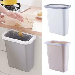 garbage can kitchen cabinet door trash hanging