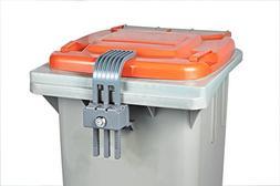 Conpotech Co.,Ltd Garbage Lock Trash can lid Lock Garbage ca