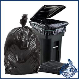 Garbage Trash Bags Can Liners 2 Mil Heavy Duty 95-96 Gallon